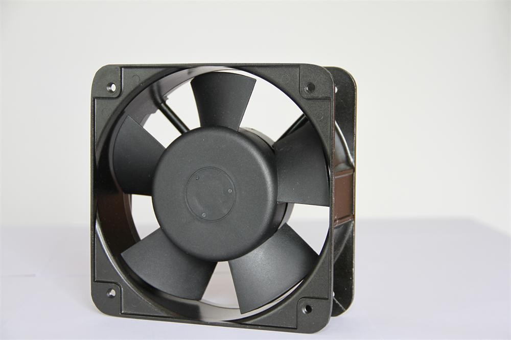 6 INCH 110/120V 220v/240v ac waterproof exhaust fan IP54 IP55 IP58 IP68 150X150X51mm