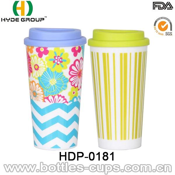 500 ml 16 oz en plastique tasses caf en vrac pour personnaliser tasse id de produit. Black Bedroom Furniture Sets. Home Design Ideas