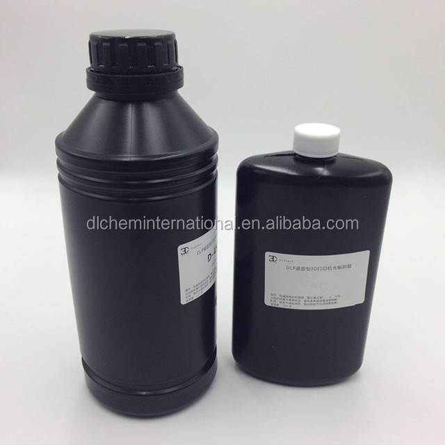Uv Resin 3d Printing Liquid Photopolymer Resin For 3d Dlp Printer - Buy Uv  Resin,Castable Resin,Photopolymer Resin Product on Alibaba com