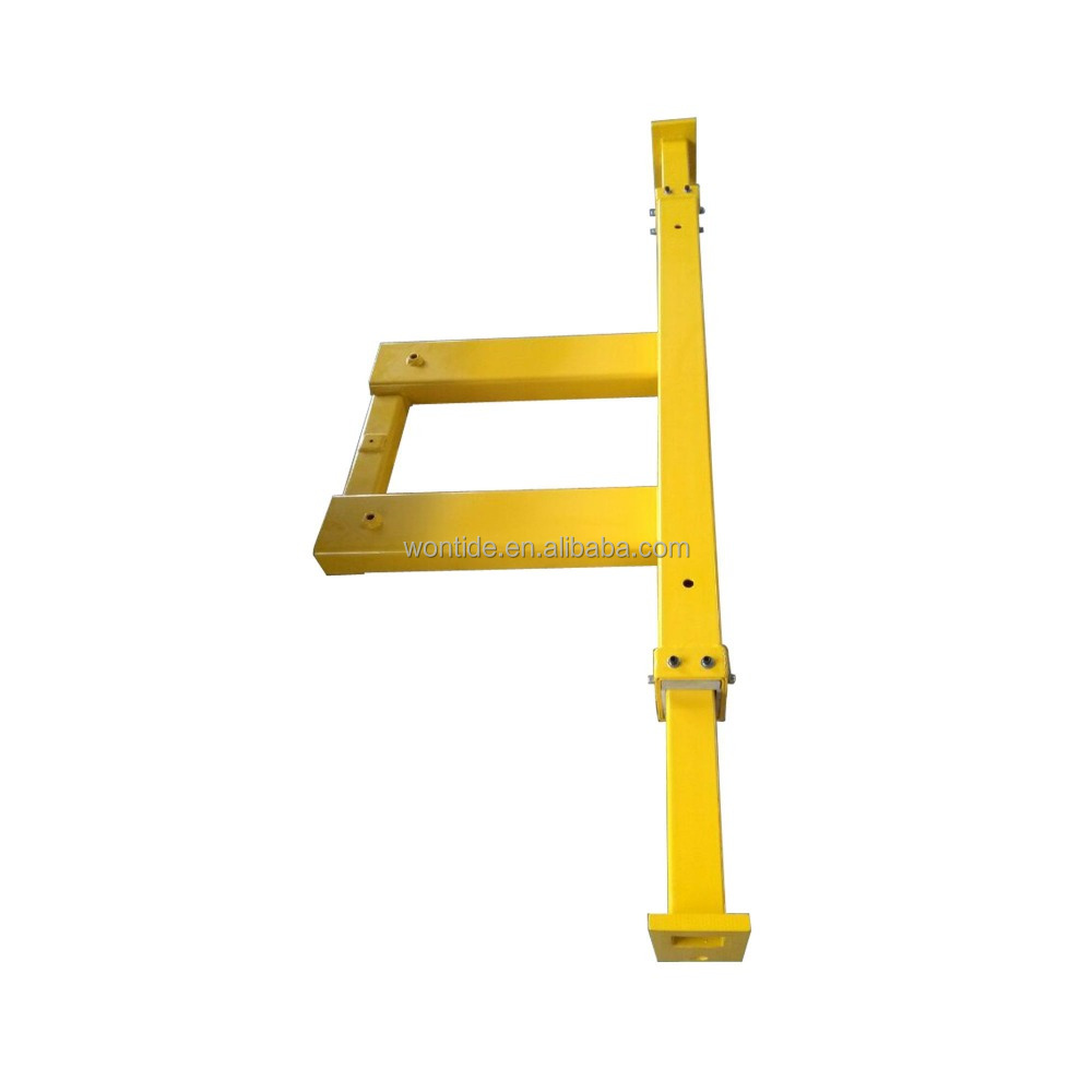 Forklift Slide-on Combination Lifting Beam / Jib Arm