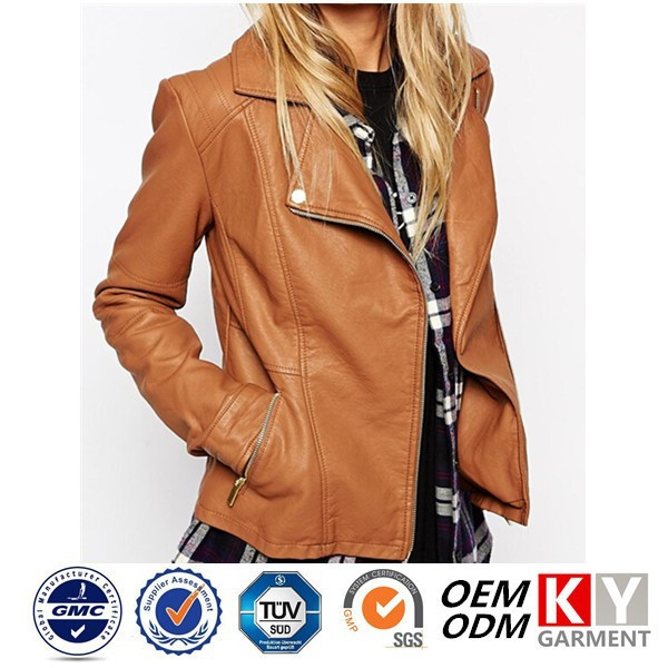 women leather jacket manufacturer in brazil