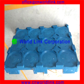 Heavy Duty Stacking Storage Plastic 5 gallon Water Bottle Pallet