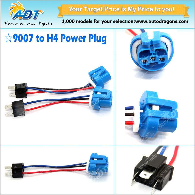 on wiring 9007