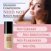 Flawless Skin Cream Face Whitening Foundation Cosmetics And Makeup