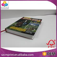 Hardcover Books Printers ISO14001 Certificate