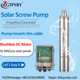 24 v 200w dc screw solar water pump system for africa irrigation (3FLS1.8/100-D24/270)
