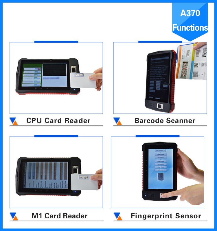 Portable Data Collector,Mobile Computer,Industrial Pda With1d 2d ...