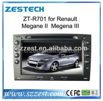 cran tactile voiture audio syst me pour renault megane ii. Black Bedroom Furniture Sets. Home Design Ideas