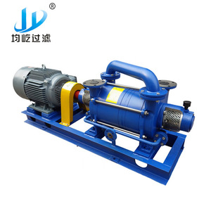 Vacuum Pump for Yoghurt Industry