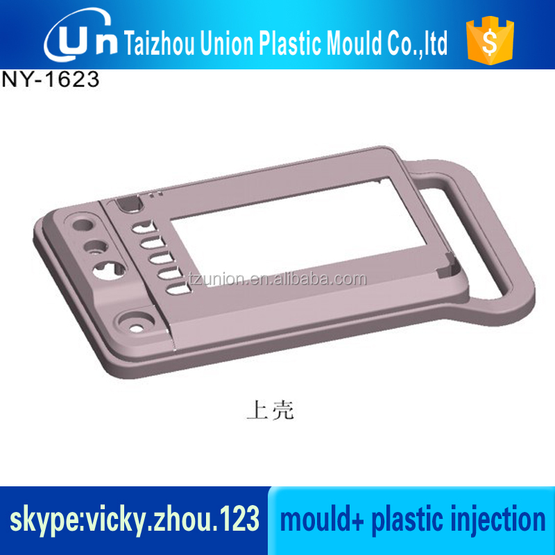 plastic display box wpc handrail mould