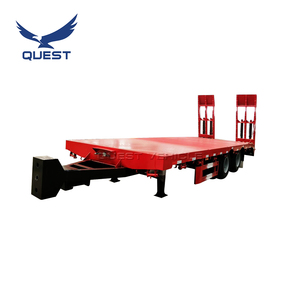 China Supplier Customized Low Bed Module Wind Turbine Blades Trailer For Sale in qatar