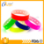 Vinyl identification WristBands bracelet