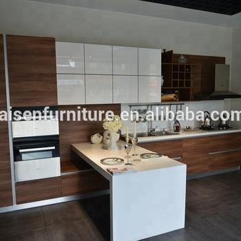 Australian Projekt Heisser Verkauf High End Moderne Design Holz Farbe
