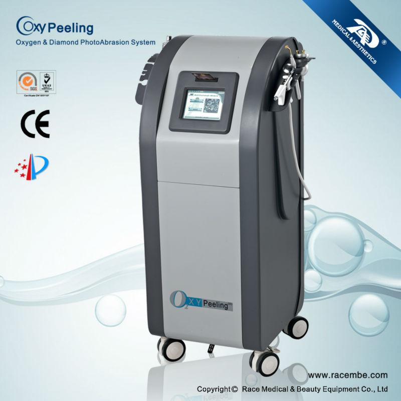 Oxygen Facial Machine Oxypeel Guangzhou Beauty Equipment