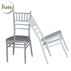 Wholesale Metal stack Tiffany Chair