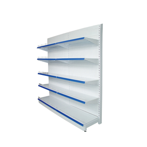 Hot sale for convenience store shelving supermarket shelf display racks for grocery shelves