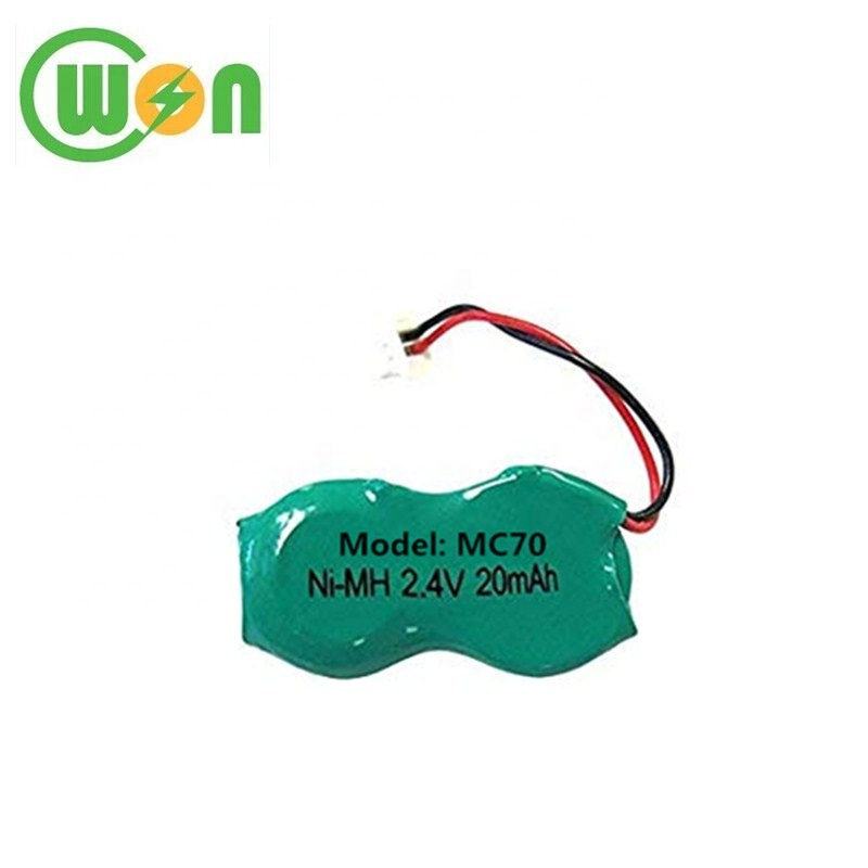 Brand New 백업 교체 배터리 2.4 V 20 mAh 대 한 Motorola Symbol MC70 MC75-Buy7days Battery