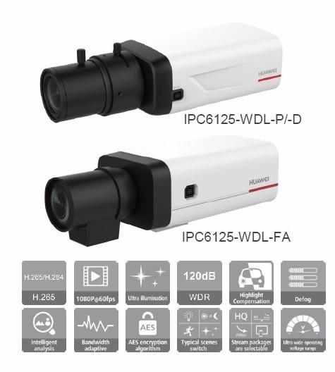 Huawei Ipc6125-wdl-p Security Ip Outdoor Indoor Network Camera ...