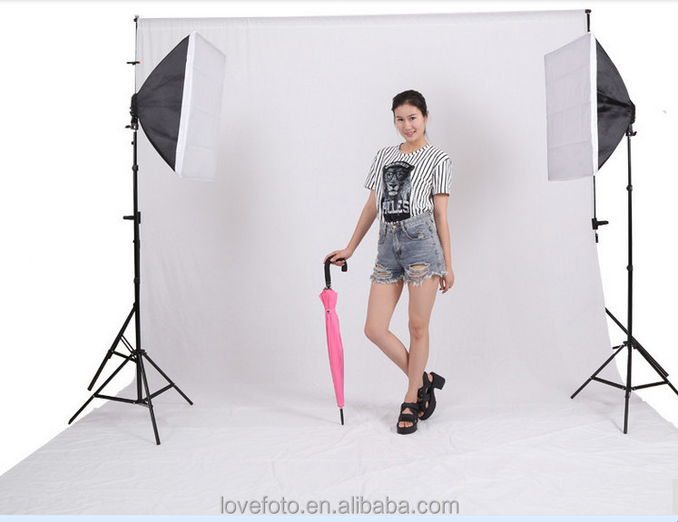 3*6m Photo studio backgrounds muslin Backdrop for studio lighting kits