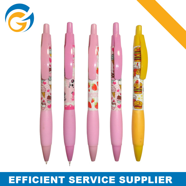 Fast Sale Cute Mechanical Pencil with Picture Body