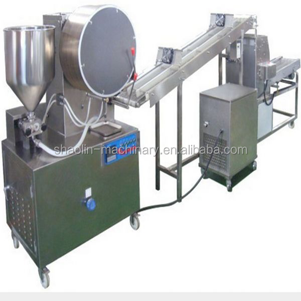 Hoge efficiënte rvs lumpia machine lente roll machine