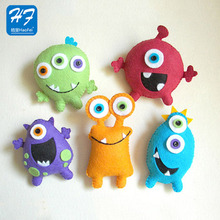 Hot-Selling Promotional Gifts New Design Customized Handmade Fabric Educational Felt Toys For Children