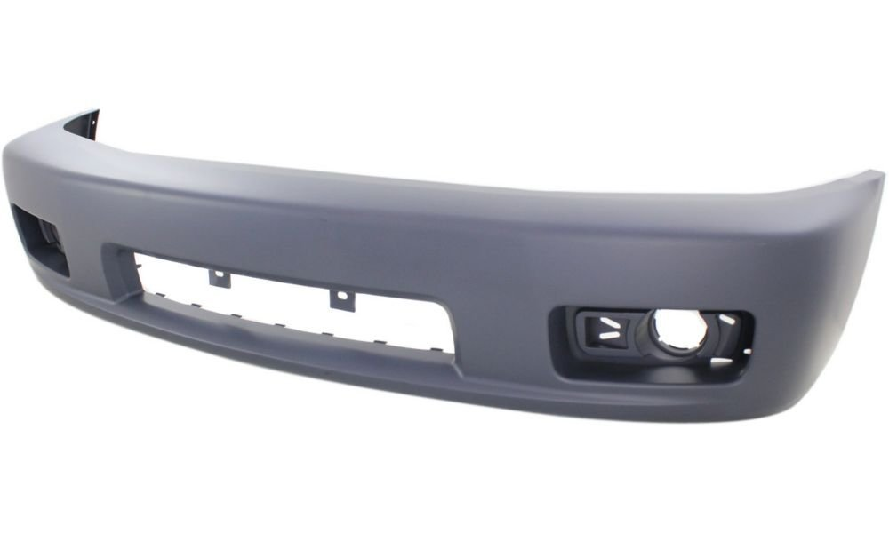 New Evan-Fischer EVA178062214121 Front BUMPER COVER Primed Direct Fit OE REPLACEMENT for 2005-2008 Chevrolet Colorado *Replaces Partslink GM1000903
