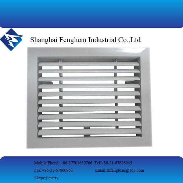 Hvac System Aluminum Ceiling Air Ventilation Air Duct