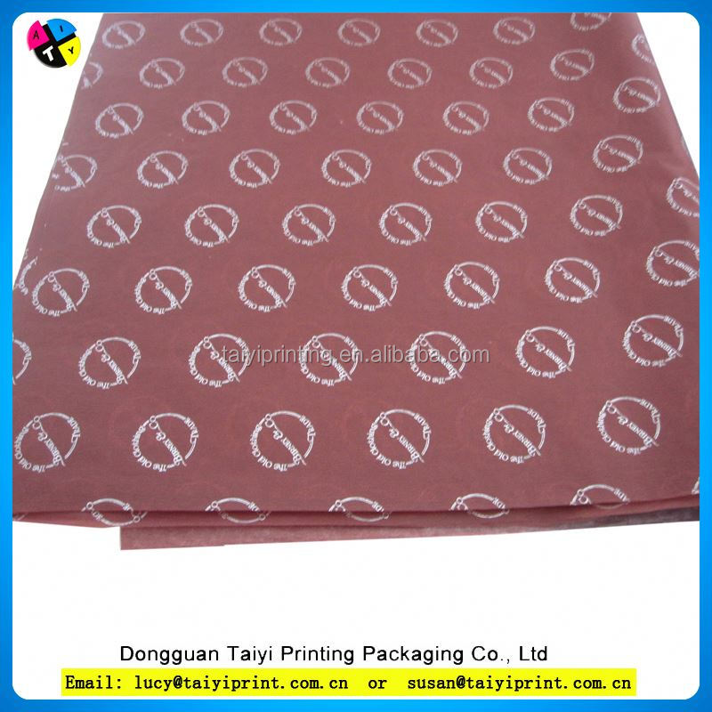 Popular sale!!! MG/MF wrapping tissue paper for clothes or shoes/ bags