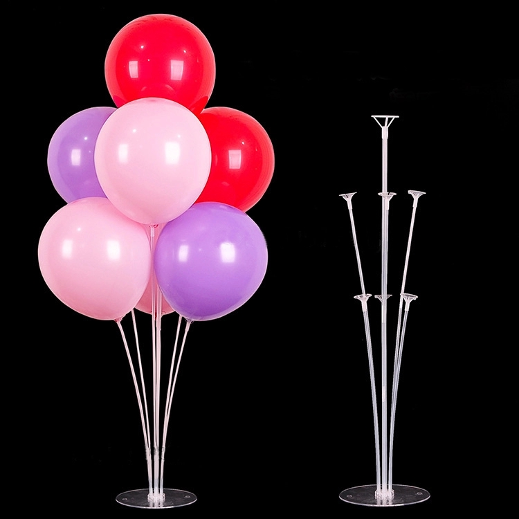 New Amazon Hot Clear Selling Balloon Stand For Wedding Party Balloon Accessories