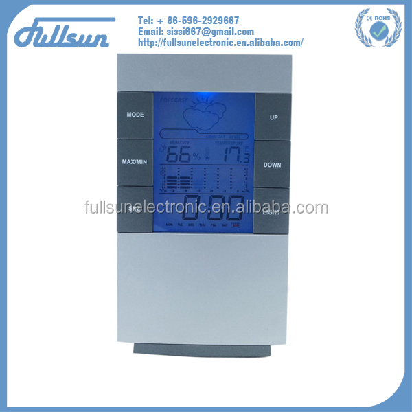 weather forecast clock FS-3210