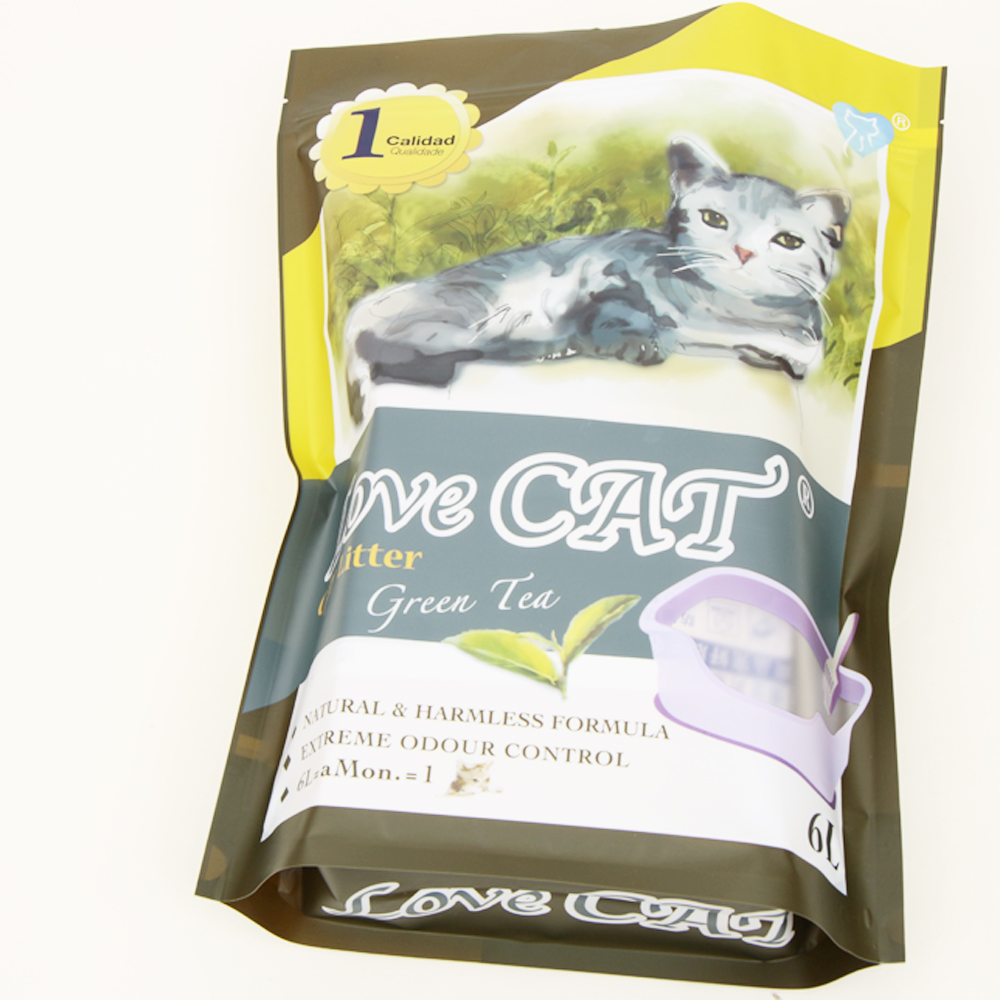 Stand up pouch resealable dog food packaging  bag stand up pouch with hanger hole Weed Powder Bag