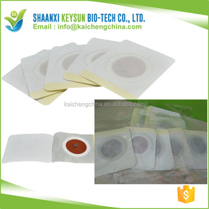 2018 slimming Pads lose belly fat navel patch Health lose weight patches accept OEM