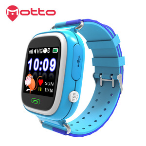 New products cool Q90 gps tracker kids cell mobile phone wrist children smart watch