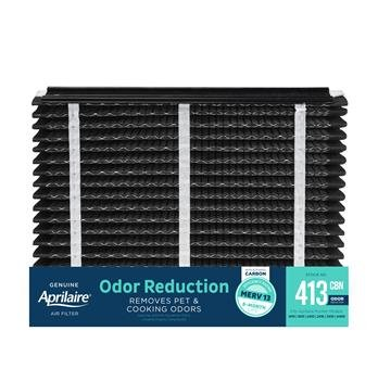 Aprilaire 413 Carbon Odor Reduction Filter Replacement for Whole-Home Air Purifiers