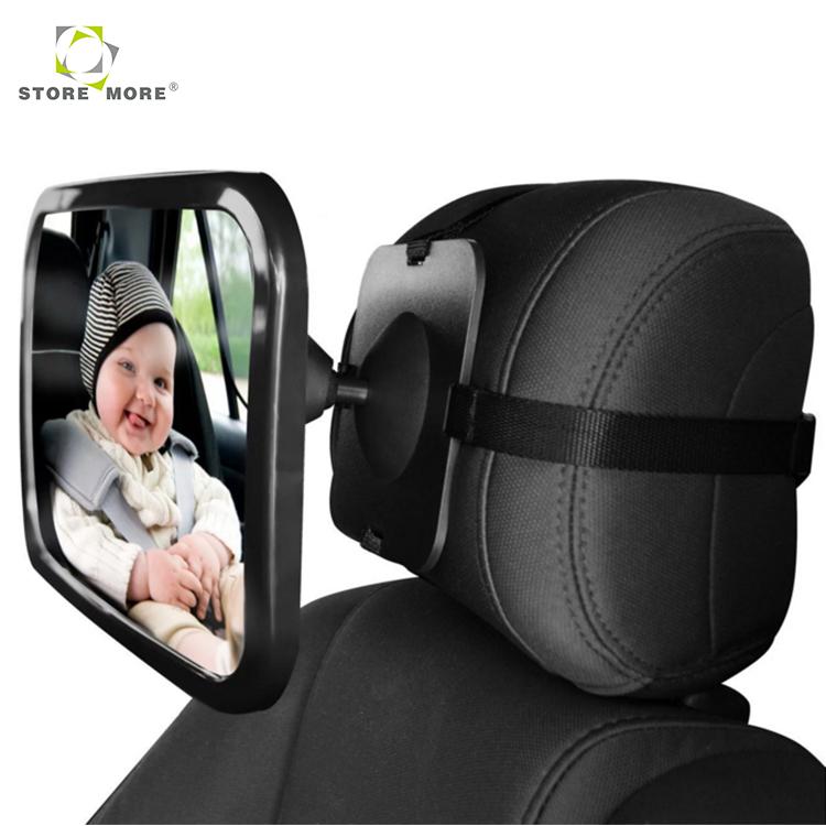 Uitstekende Kwaliteit Achterbank Baby Auto Spiegel, Baby Achterbank Spiegel Voor Auto