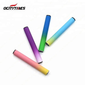 Ocitytimes CBD battery S4 refill mini vapor cartridge 510 buttonless Slim vape oil pens