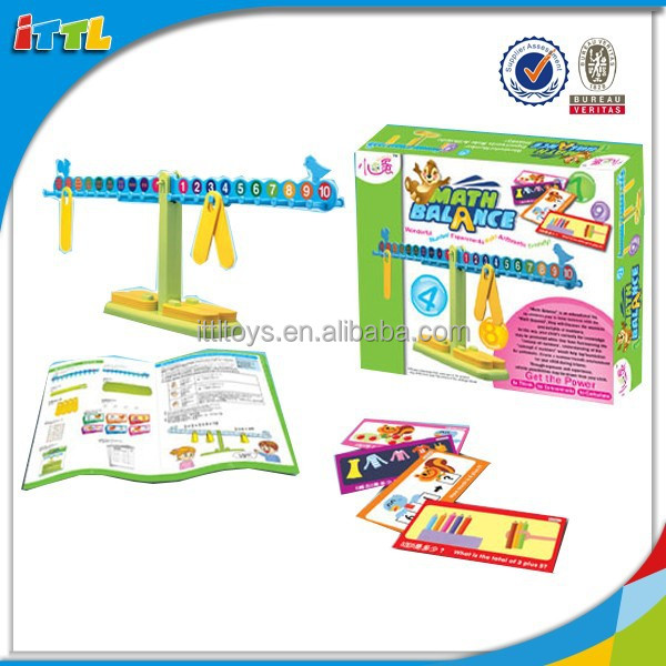 brain training game set educational match balance game set plastic balance games for kids