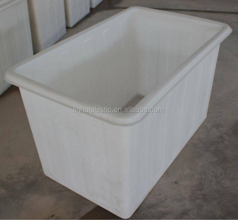 Rotational Moulding Plastic Water Fish Tanks 50l 90l 120l