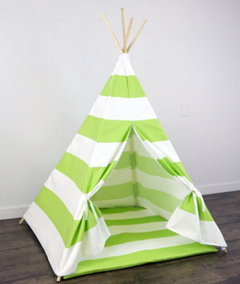 Pop Up Happy Kids Play Indian Tent Teepee Buy Indian