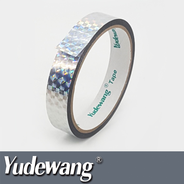 holographic backgrounds reflective tape with good light retentivity