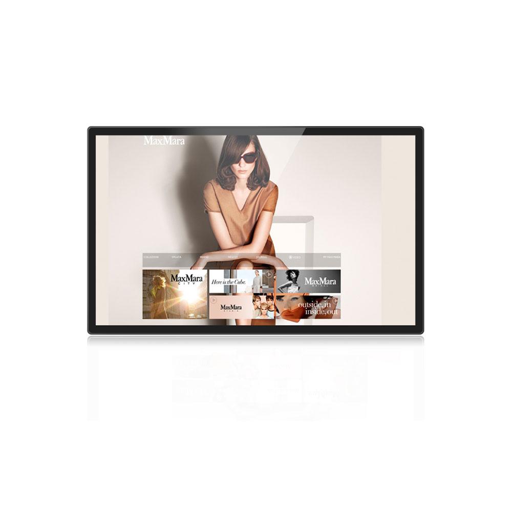 Montado en la pared LCD mejor venta marco de fotos digital 32 ...