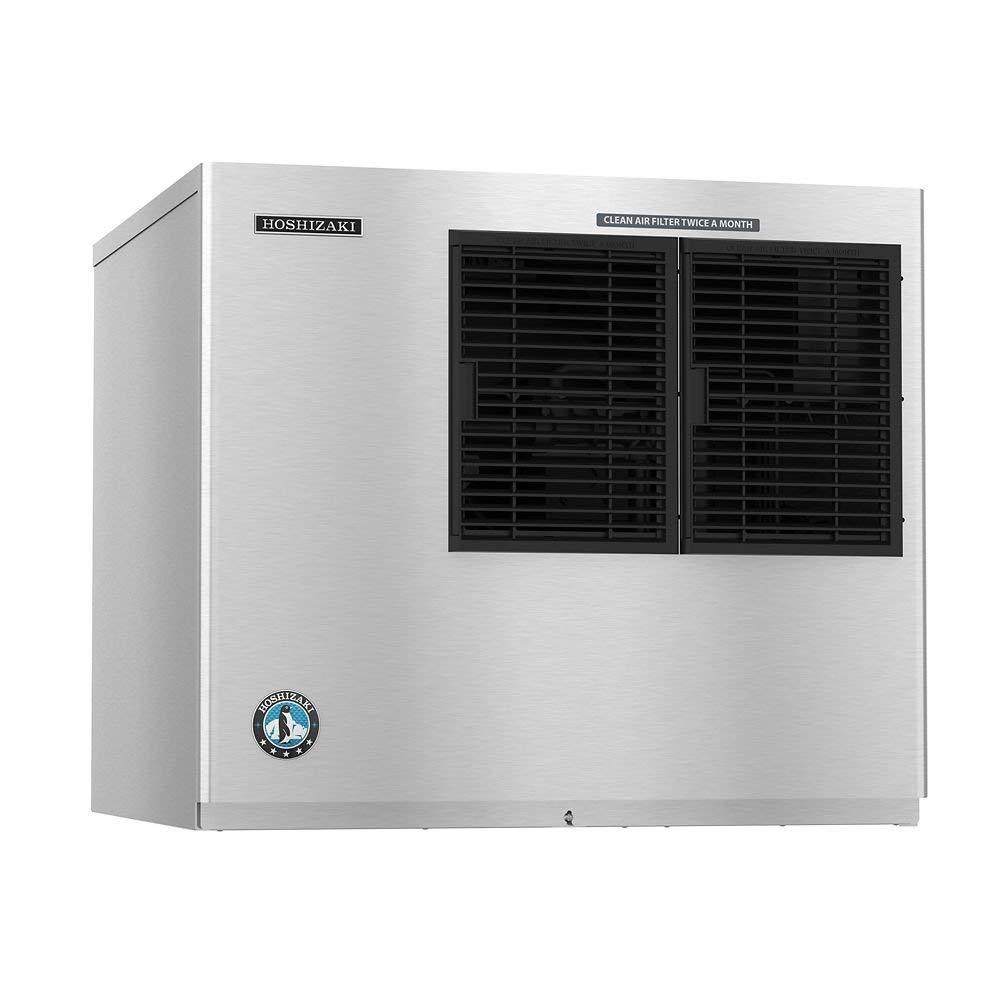 Hoshizaki KML-500MAJ 422 Lb. Air-Cooled Crescent Shaped Ice Cube Maker