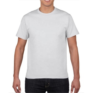 Multiple Color Mens Custom Cotton T Shirt Cheap Plain Blank T Shirt Wholesale