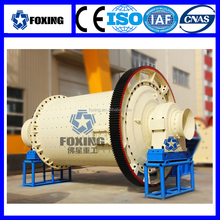 Shanghai Foxing China Factory grinding ball mill For Gold Ore,Rock,Cement
