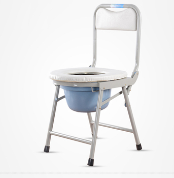 Acqua Toilet Hospital Folding Toilet Commode Potty Chair For Disabled  Elderly Gravida Potty Chair For Adults