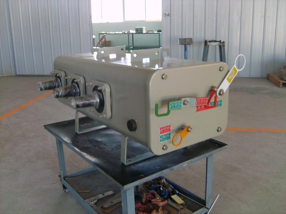 Flw-34 24kv Sf6 Load Break Switch