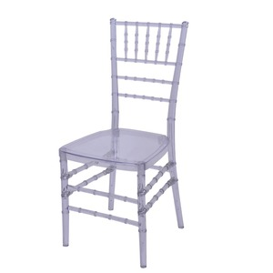 PC Chiavari Chair PC Resin Chair