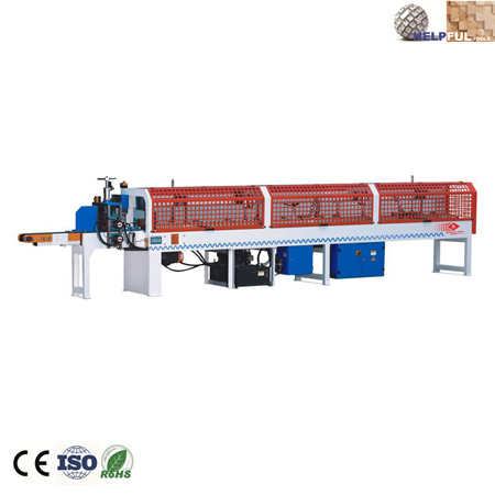 Helpful Brand Shandong Weihai HMZ1562 finger joint line HMZ1550 wood finger joint machine