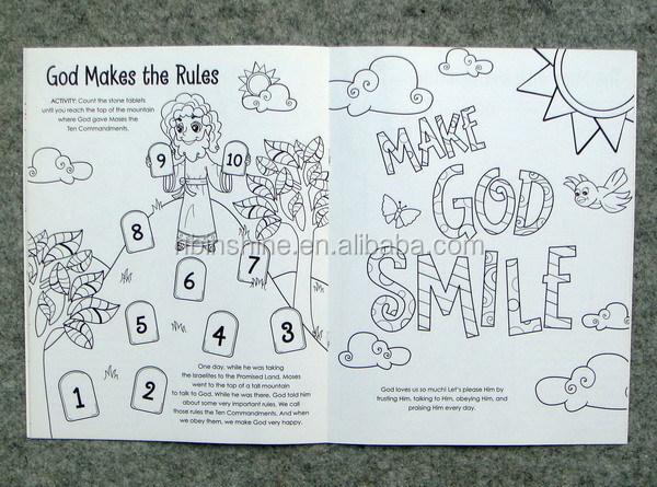 Niños Para Colorear Y Actividad Páginas Del Libro,Los Niños ...